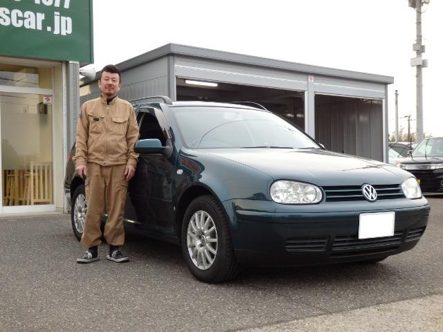 ■GOLF Wagon御納車/新潟のお客様■