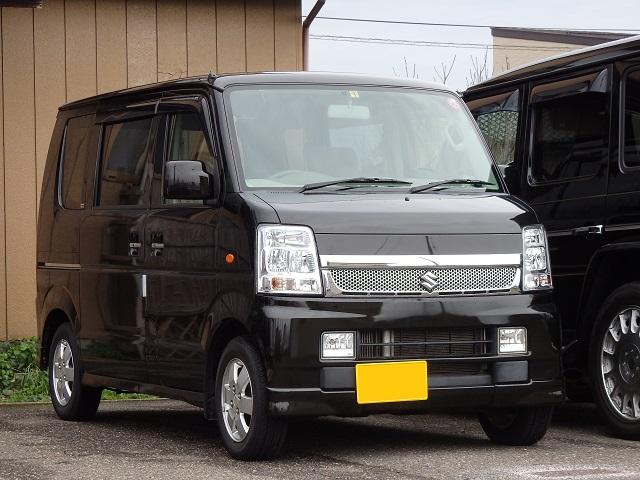 ■エブリィワゴン御納車/新潟のお客様■
