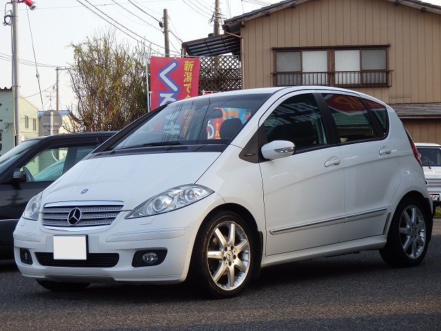 ■W169 A200TURBO御納車/千葉のお客様■