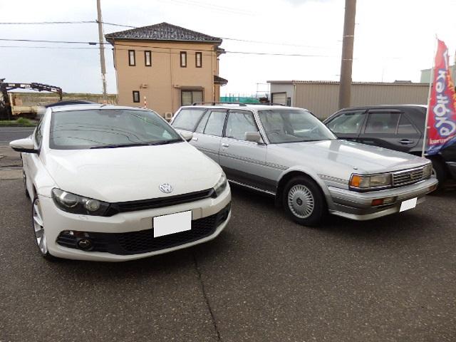 ■寒い時はHOTな車■