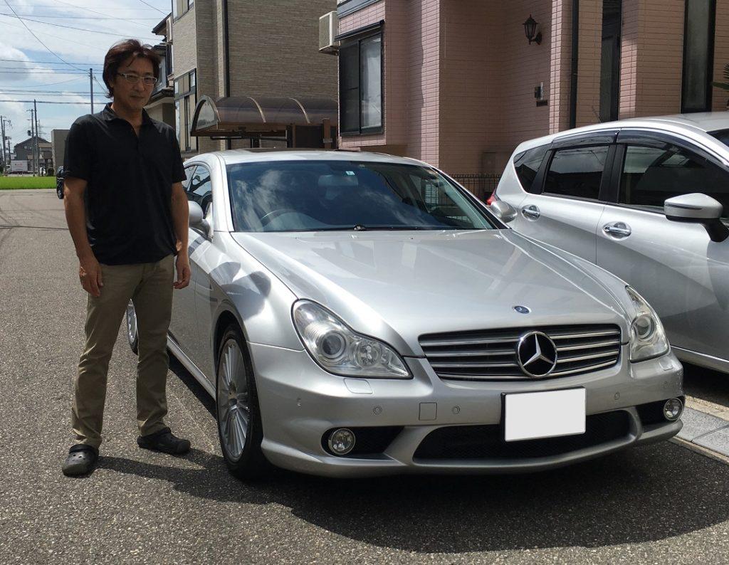 ■W219-CLS350御納車/新潟のお客様■