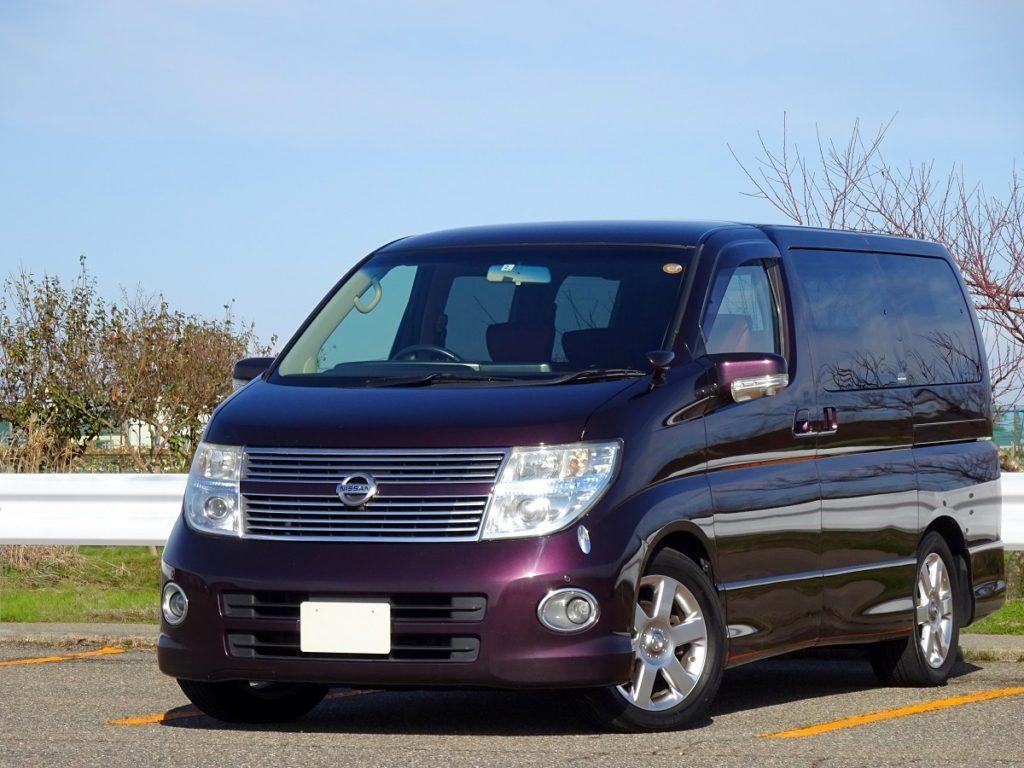 ■エルグランド/岐阜県へ陸送納車■