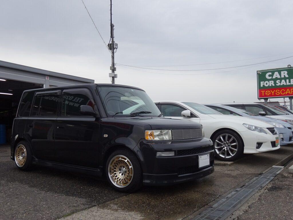■bB栃木県へ陸送納車■