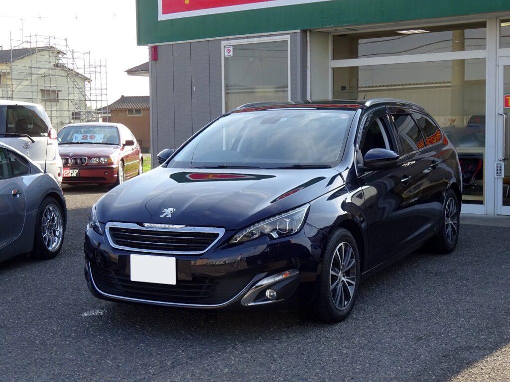 ■PEUGEOT308SW御納車/埼玉のお客様■