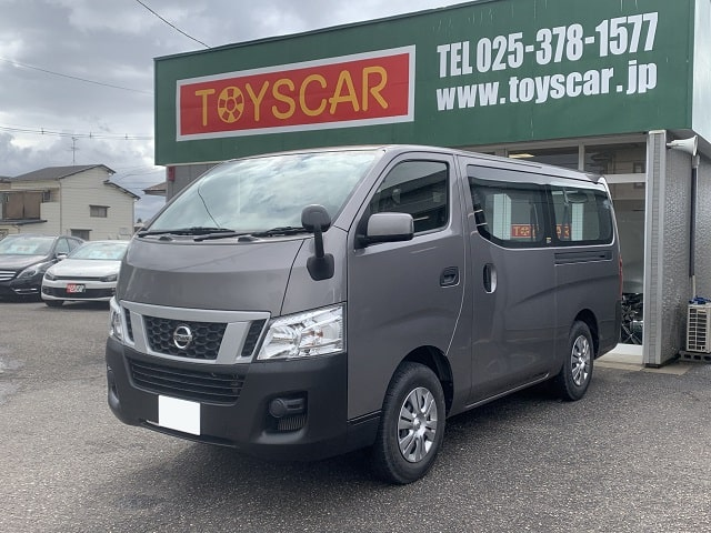 ■NV350キャラバン御納車/新潟のお客様■