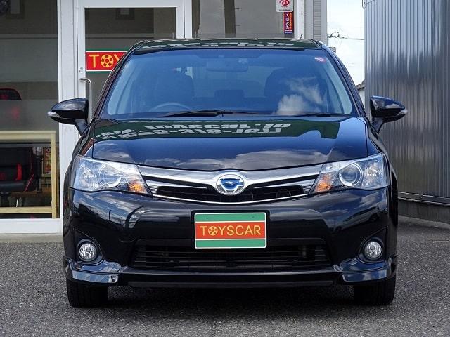 TOYSCAR トヨタ カローラフィールダー ハイブリッドG エアロツアラーWxB