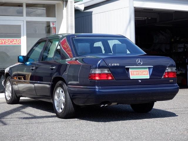TOYSCAR メルセデスベンツ Eクラス E280