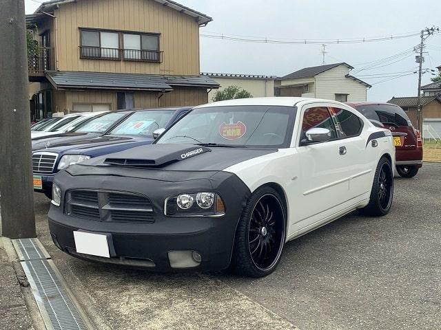 ■ダッジ チャージャー御納車/広島へ業販■