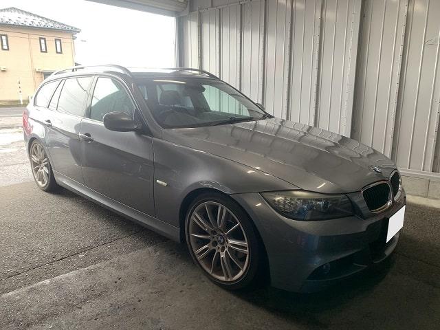 ■E91 BMW3シリーズツーリング/ウォッシャーモーターetc交換■
