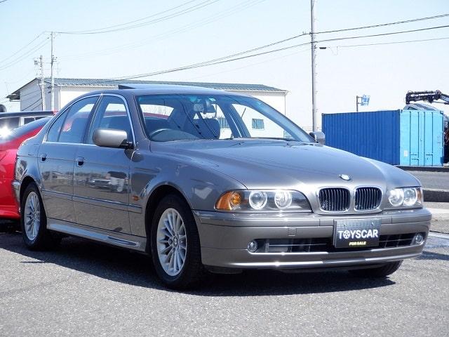 TOYSCAR BMW 5シリーズ 525i ハイライン