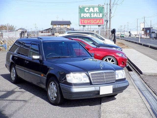 ■S124 M.ベンツE220T御納車/新潟のお客様■