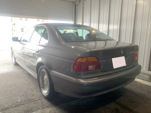 ■E39 BMW5シリーズ/テールランプ不灯修理■