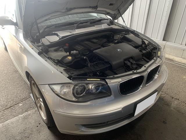 ■E87 BMW1シリーズ/ドアミラー交換■