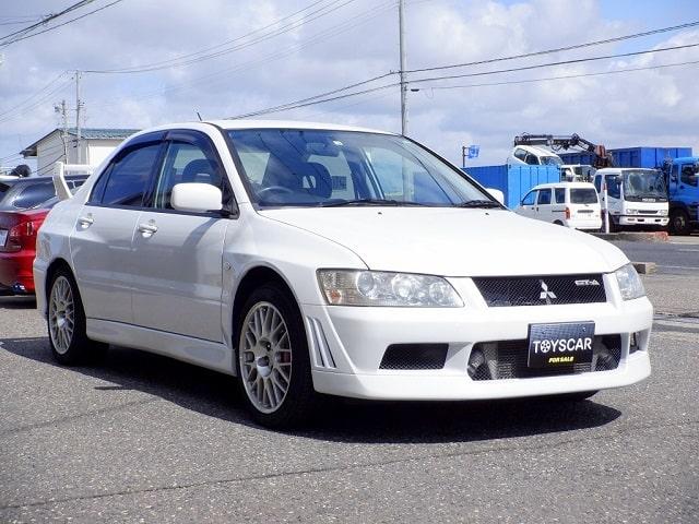 TOYSCAR 三菱 ランサー エボリューションⅦ GT-A