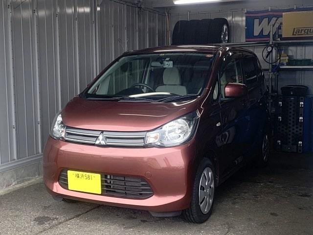 ■ekワゴン御納車/神奈川のお客様■