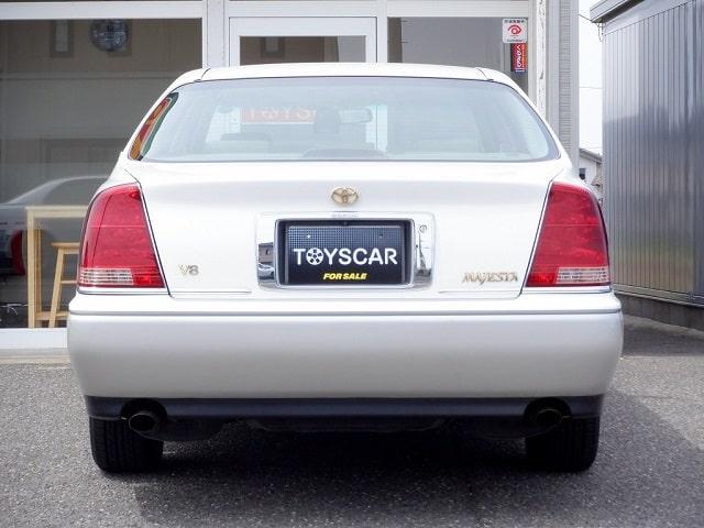 TOYSCAR トヨタ クラウンマジェスタ 3.0Aタイプ