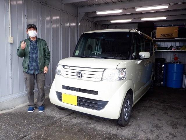 ■N-BOX御納車/新潟のお客様■