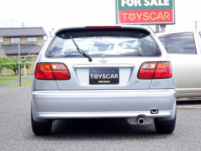 TOYSCAR ニッサン パルサーセリエ GTi