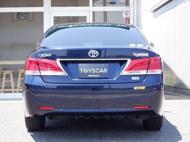 TOYSCAR トヨタ クラウン ハイブリッド ロイヤルサルーン