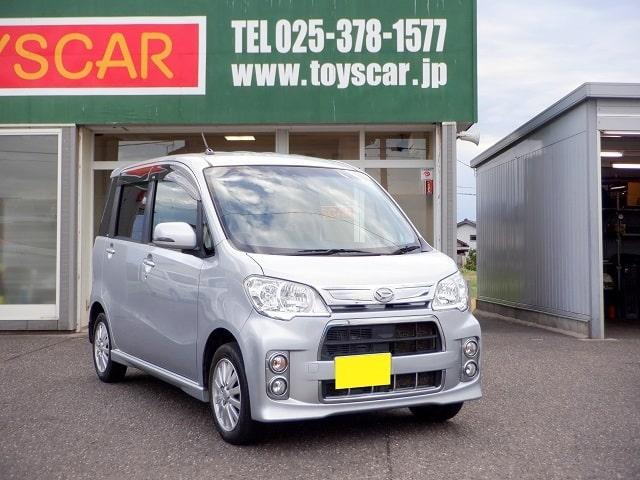 ■タントエグゼ御納車/東京のお客様■