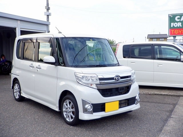 ■タントカスタム御納車/新潟のお客様■