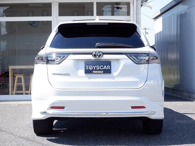 TOYSCAR トヨタ ハリアー エレガンス 4WD