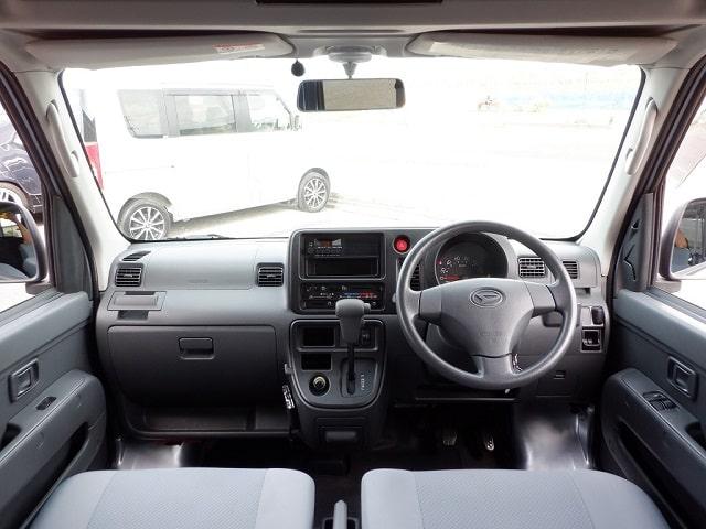 TOYSCAR ダイハツ ハイゼットカーゴ デラックス 4WD