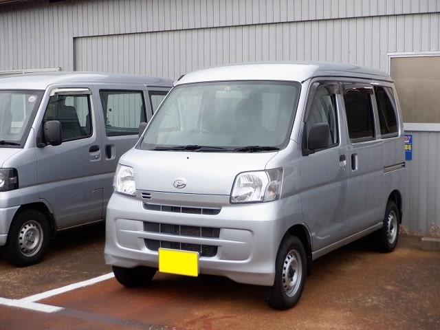■ハイゼットカーゴ御納車/新潟の業者様■