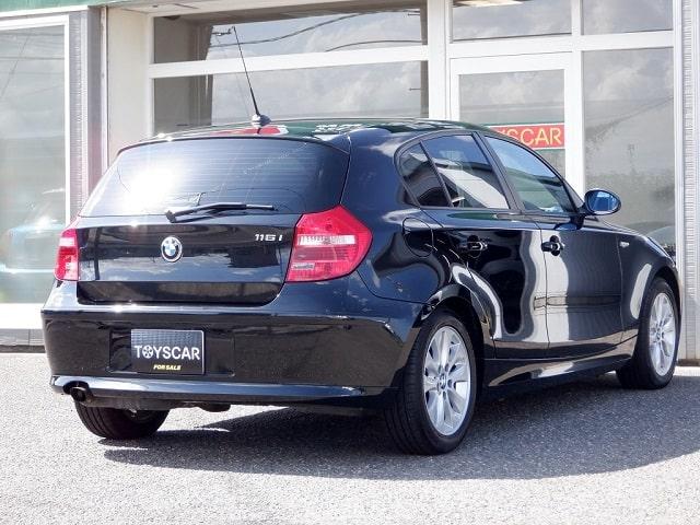 TOYSCAR BMW 1シリーズ 116i